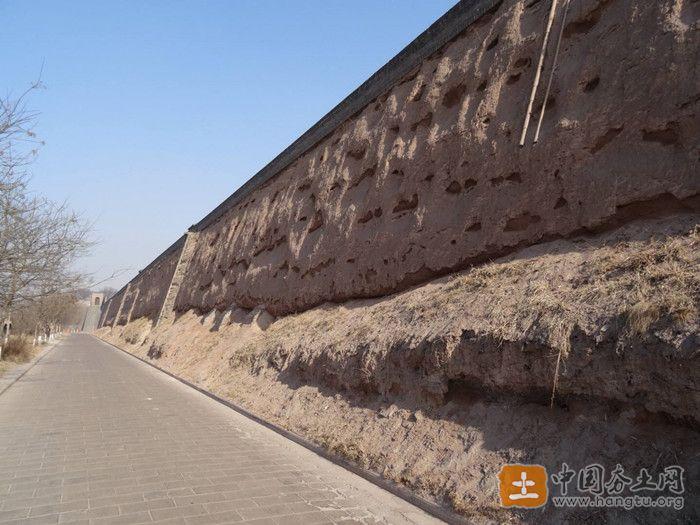 夯土墙修缮