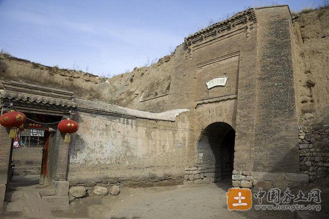 中国夯土墙