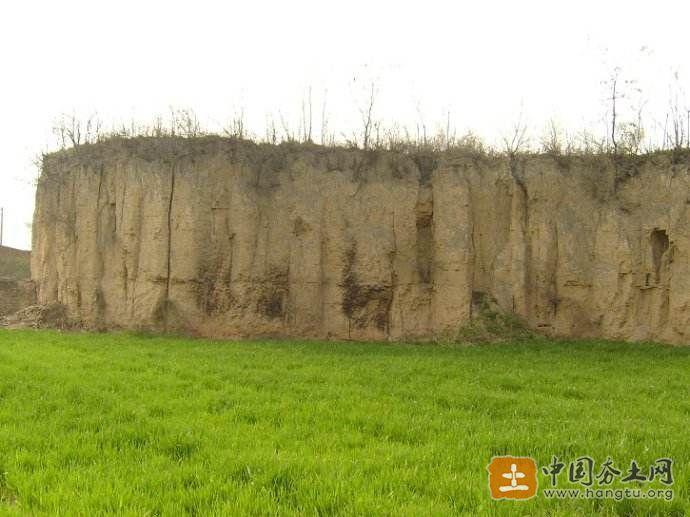 夯土墙结构