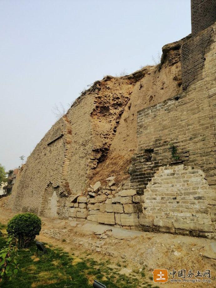 夯土墙建造