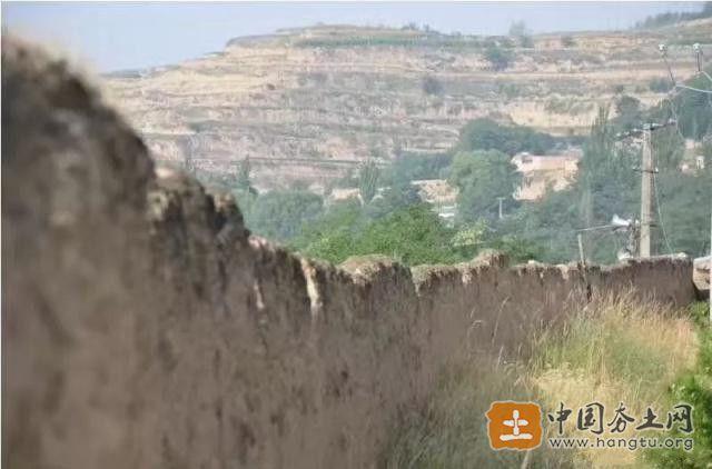 夯土墙城墙
