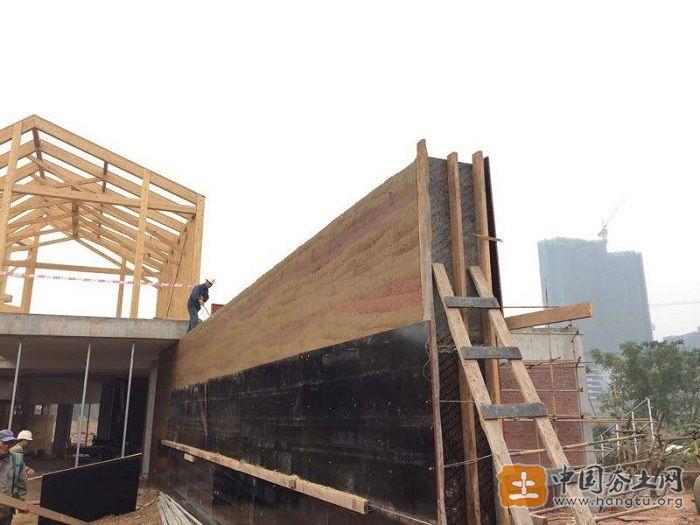 夯土墙模板工具